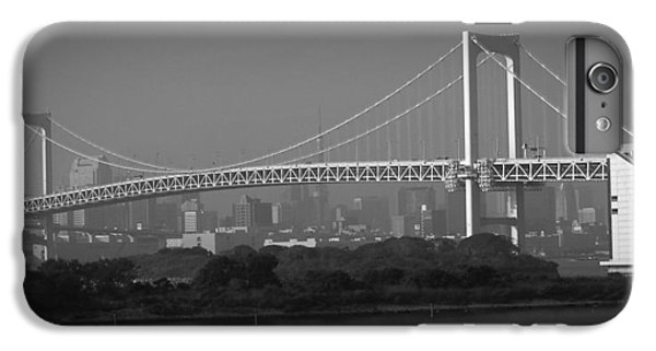 Tokyo Rainbow Bridge IPhone 7 Plus Case by Naxart Studio