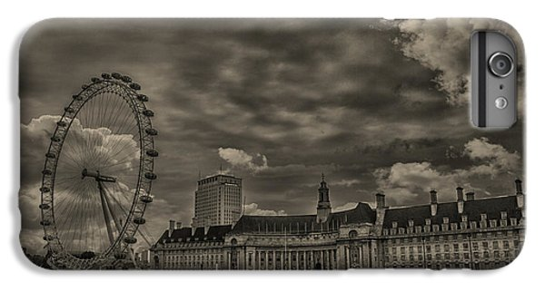 London Eye IPhone 7 Plus Case by Martin Newman