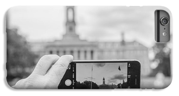 Old Main Penn State  IPhone 7 Plus Case by John McGraw