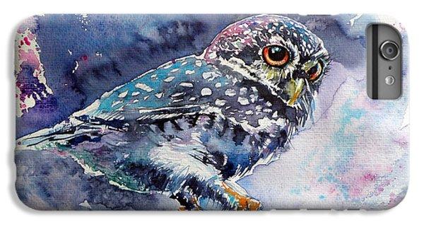 Owl At Night IPhone 7 Plus Case by Kovacs Anna Brigitta