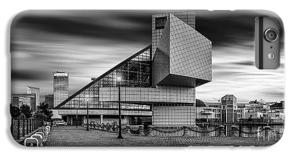 Rock And Roll Hall Of Fame  IPhone 7 Plus Case by James Dean