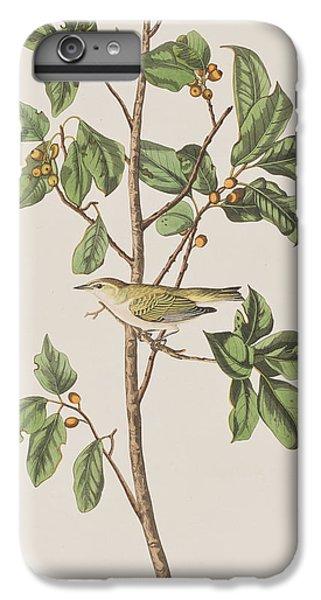 Tennessee Warbler IPhone 7 Plus Case by John James Audubon