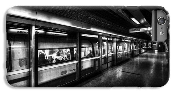 The Underground System IPhone 7 Plus Case by David Pyatt