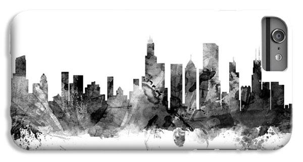 Chicago Illinois Skyline IPhone 7 Plus Case by Michael Tompsett