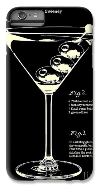 1897 Dirty Martini Patent IPhone 7 Plus Case by Jon Neidert