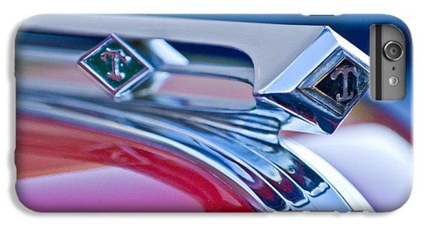 1949 Diamond T Truck Hood Ornament 3 IPhone 7 Plus Case by Jill Reger