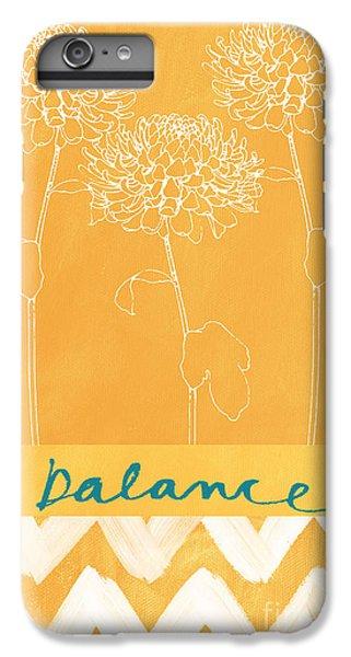 Balance IPhone 7 Plus Case by Linda Woods