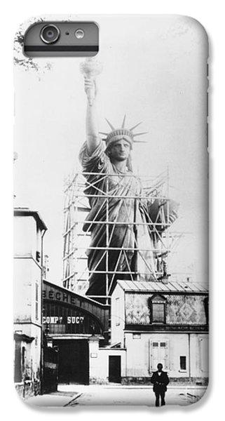 Statue Of Liberty, Paris IPhone 7 Plus Case by Granger