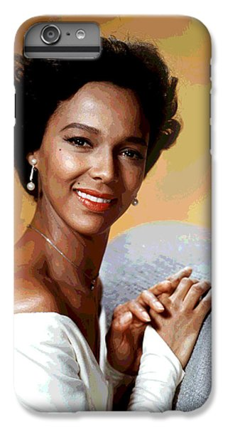 Dorothy Dandridge IPhone 7 Plus Case by Charles Shoup