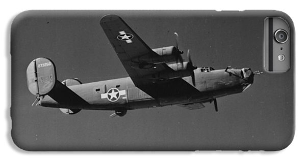 Wwii Us Aircraft In Flight IPhone 7 Plus Case by American School