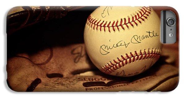 50 Home Run Baseball IPhone 7 Plus Case by Mark Miller