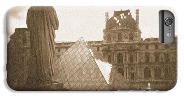 A Walk Through Paris 16 IPhone 7 Plus Case by Mike McGlothlen