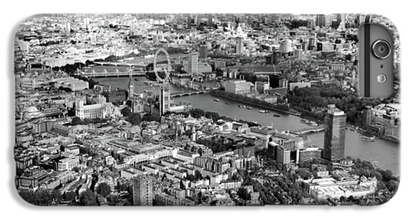 Aerial View Of London IPhone 7 Plus Case by Mark Rogan