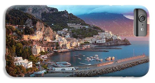 Amalfi Sunrise IPhone 7 Plus Case by Brian Jannsen