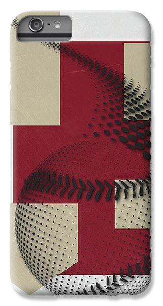 Arizona Diamondbacks Art IPhone 7 Plus Case by Joe Hamilton