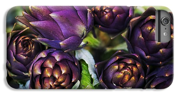Artichokes  IPhone 7 Plus Case by Joana Kruse