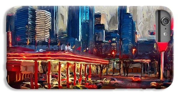 Atlanta Skyline 231 1 IPhone 7 Plus Case by Mawra Tahreem