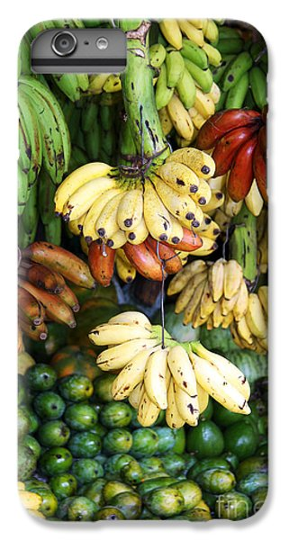Banana Display. IPhone 7 Plus Case by Jane Rix
