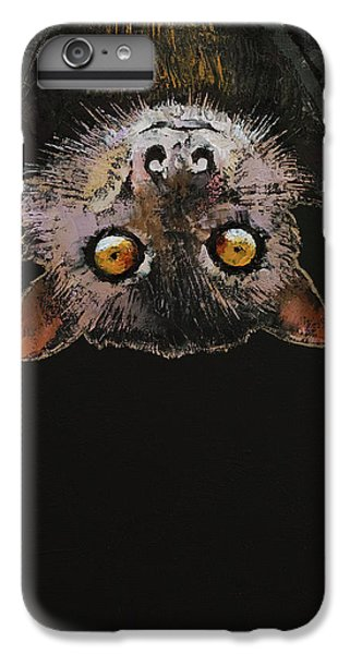 Bat IPhone 7 Plus Case by Michael Creese