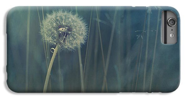 Blue Tinted IPhone 7 Plus Case by Priska Wettstein