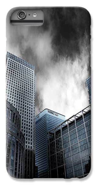 Canary Wharf IPhone 7 Plus Case by Martin Newman