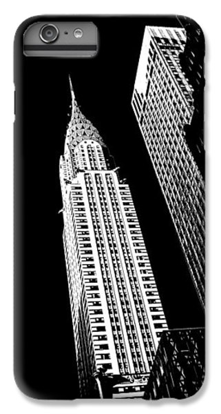 Chrysler Nights IPhone 7 Plus Case by Az Jackson