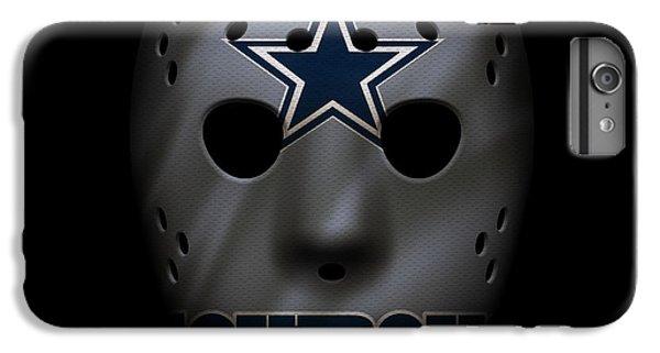 Cowboys War Mask 2 IPhone 7 Plus Case by Joe Hamilton