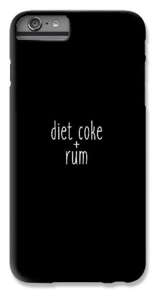 Diet Coke And Rum IPhone 7 Plus Case by Cortney Herron