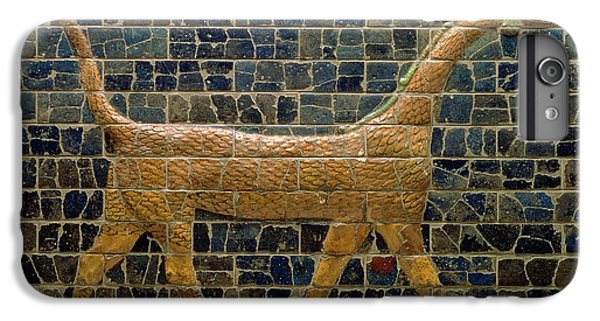 Dragon Of Marduk - On The Ishtar Gate IPhone 7 Plus Case by Anonymous
