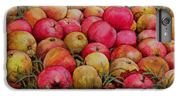 Durnitzhofer Apples IPhone 7 Plus Case by Ditz