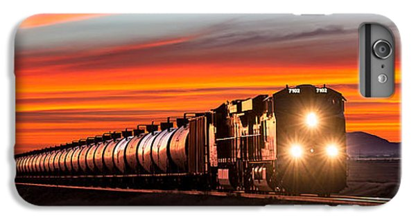 Early Morning Haul IPhone 7 Plus Case by Todd Klassy
