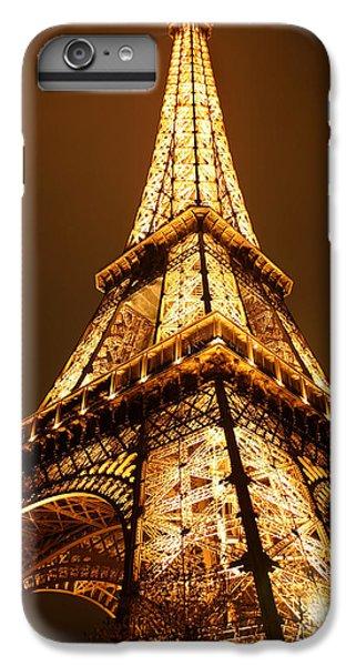 Eiffel IPhone 7 Plus Case by Skip Hunt