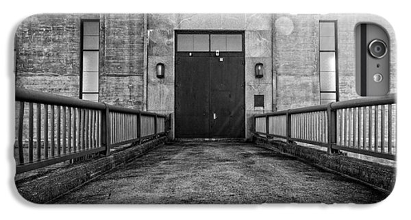 End Of The Line IPhone 7 Plus Case by Edward Fielding