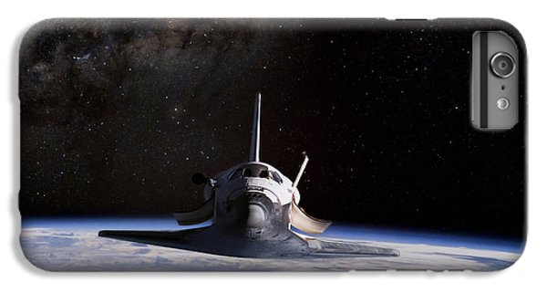 Final Frontier IPhone 7 Plus Case by Peter Chilelli