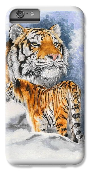 Forceful IPhone 7 Plus Case by Barbara Keith