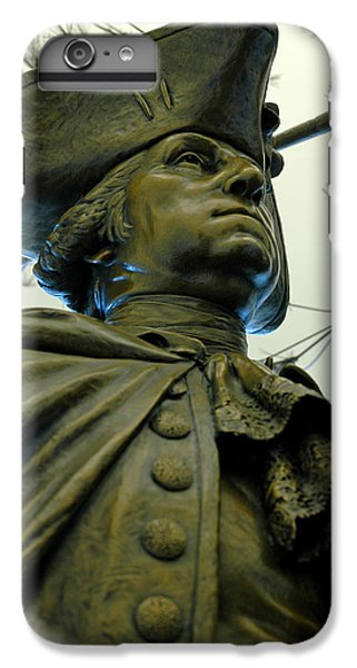 General George Washington IPhone 7 Plus Case by LeeAnn McLaneGoetz McLaneGoetzStudioLLCcom