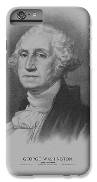 George Washington IPhone 7 Plus Case by War Is Hell Store