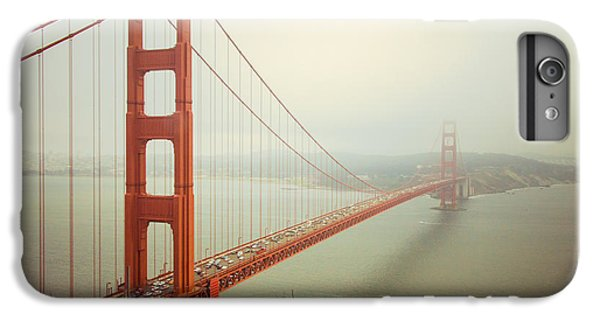 Golden Gate Bridge IPhone 7 Plus Case by Ana V Ramirez