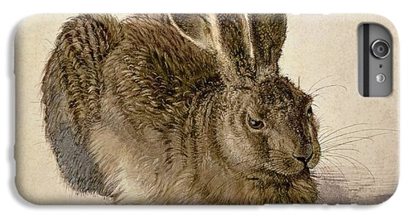 Hare IPhone 7 Plus Case by Albrecht Durer
