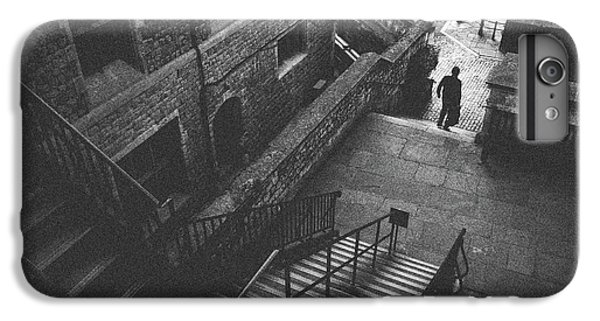 In Pursuit Of The Devil On The Stairs IPhone 7 Plus Case by Joseph Westrupp