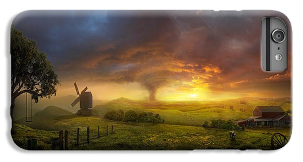 Infinite Oz IPhone 7 Plus Case by Philip Straub