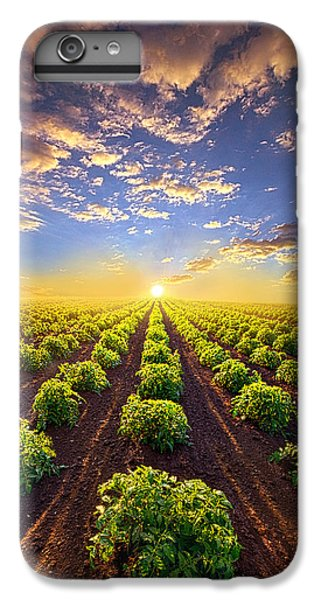 Into The Future IPhone 7 Plus Case by Phil Koch