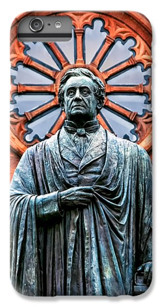 James Smithson IPhone 7 Plus Case by Christopher Holmes