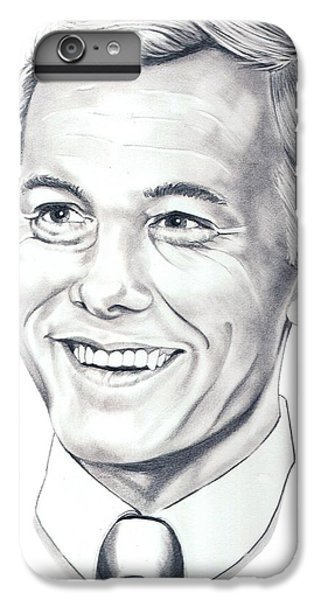Johnny Carson IPhone 7 Plus Case by Murphy Elliott