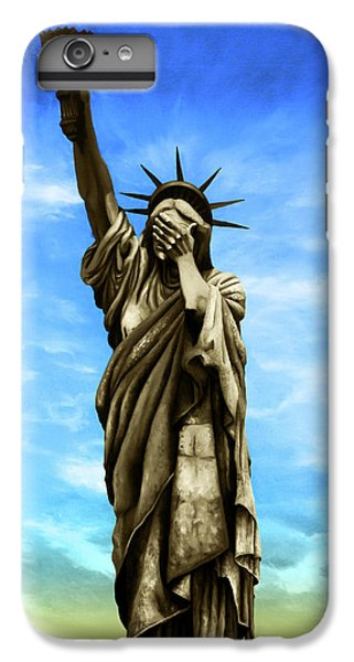 Liberty 2016 IPhone 7 Plus Case by Kd Neeley