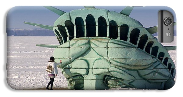 Liberty IPhone 7 Plus Case by Linda Mishler