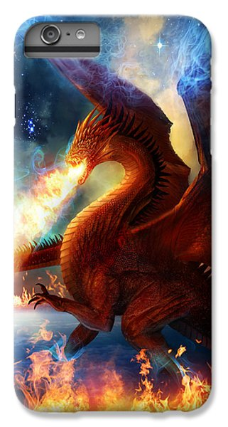 Lord Of The Celestial Dragons IPhone 7 Plus Case by Philip Straub
