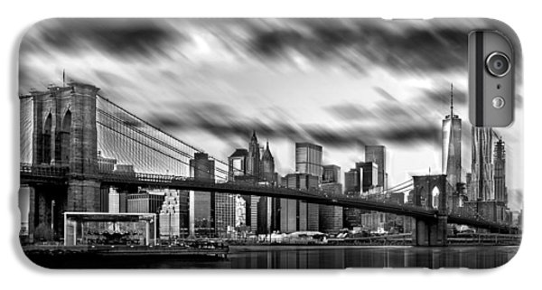 Manhattan Moods IPhone 7 Plus Case by Az Jackson