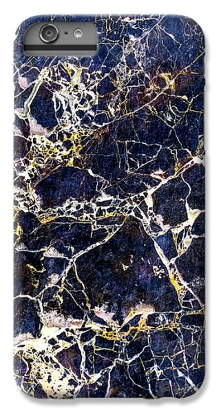 Marble Stone Texture Wall Tile IPhone 7 Plus Case by John Williams