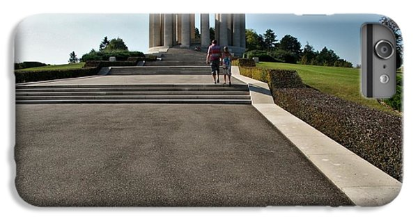 IPhone 7 Plus Case featuring the photograph Montsec American Monument by Travel Pics